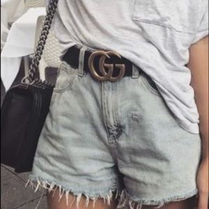 The most perfect Levi shorts